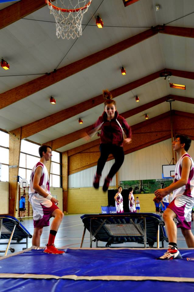 Initiation par les Loca dunk